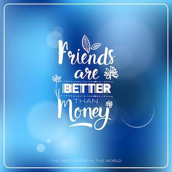 Feliz día de la amistad logo tarjeta de felicitación amigos banner de vacaciones