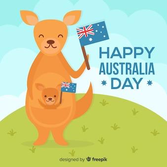 Feliz día de australia