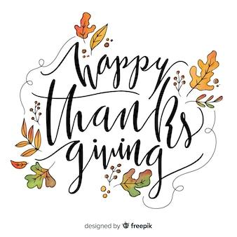 Feliz día de gracias letras