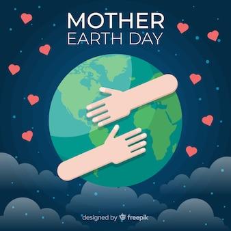 Feliz día de la madre tierra