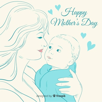 Feliz día de la madre
