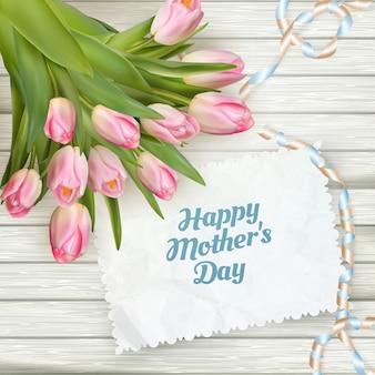 Feliz dia de la madre.