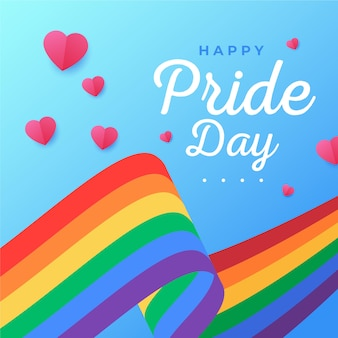 Feliz dia del orgullo