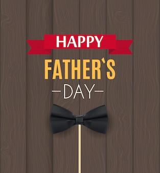 Feliz día del padre de fondo. mejor ilustración de papá