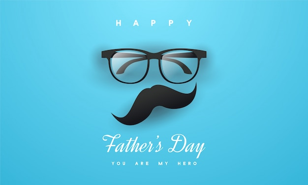 Feliz dia del padre saludos