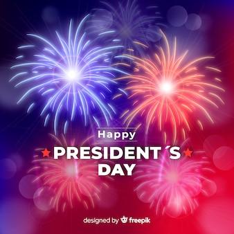 Feliz día del presidente