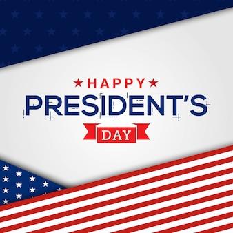 Feliz dia del presidente