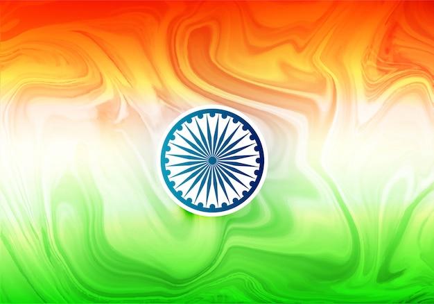 Feliz día de la república del festival de la india
