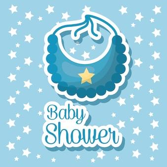 Feliz fiesta de bienvenida al bebé