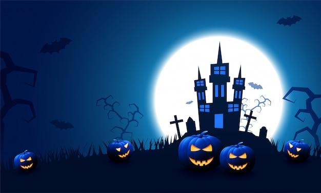 Feliz fondo de halloween.
