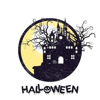 Feliz halloween diseño
