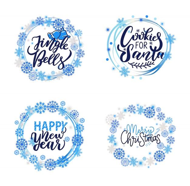 Feliz navidad, cita holly jolly, felices fiestas