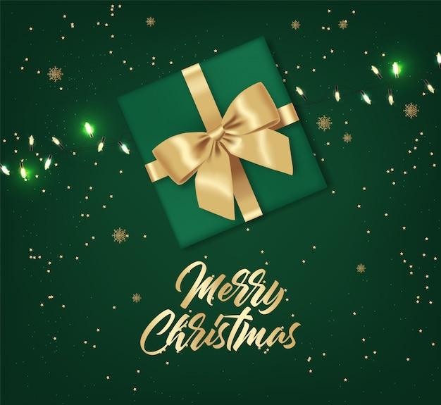 Feliz navidad, elementos decorativos de diseño, celebración de invierno.