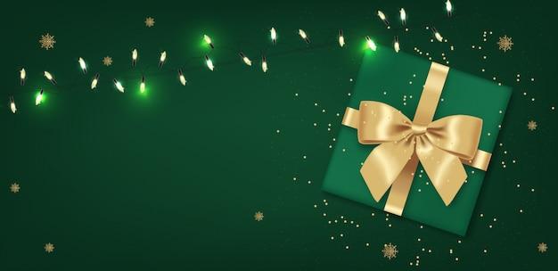Feliz navidad, elementos de diseño decorativo, invierno, fondo de celebración