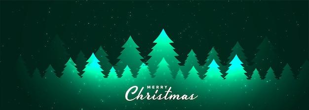 Feliz navidad y feliz año nuevo banner