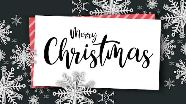 Feliz navidad festival de fondo de vacaciones. temporada de decoraciones navideñas
