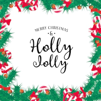 Feliz navidad de fondo elemento de decoración perfecto para tarjetas, invitaciones y otros.
