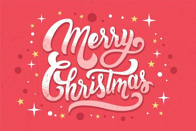 Feliz navidad letras en navidad photo