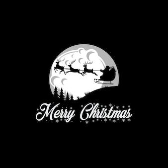 Feliz navidad logo