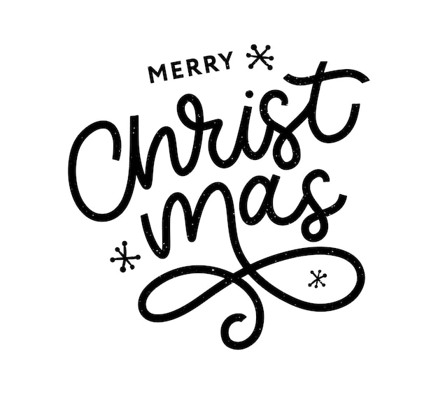 Feliz navidad oro brillante diseño de letras.