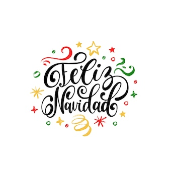 Feliz navidad traducido del español