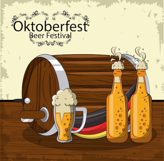 Fiesta de la cerveza oktober