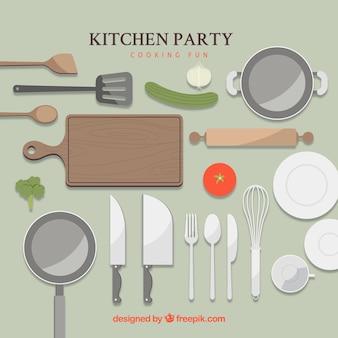 Fiesta de la cocina