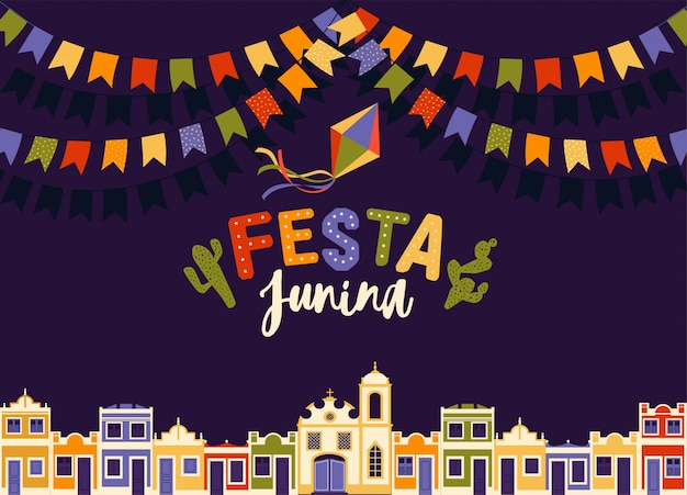 Fiesta de junio de brasil