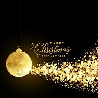 Fiesta de navidad saludo
