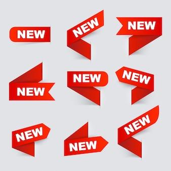 Firmar nuevo nuevos signos