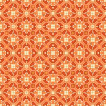 Sin fisuras patrón geométrico arabesco oriental.