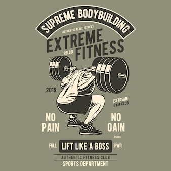 Fitness extremo