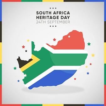 Flat heritage day sudáfrica