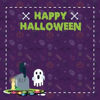 Flayer de halloween 3