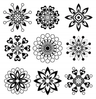 Flor ornamental