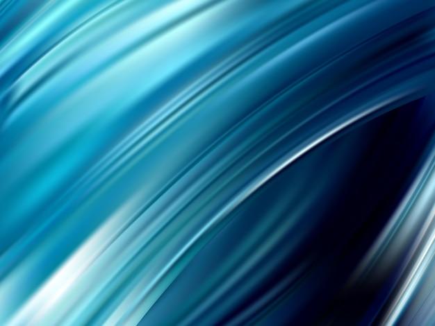 Fluido fluido. fondo de arco iris formas fluidas. patrón de onda cartel de verano gradiente de colores. forma de flujo