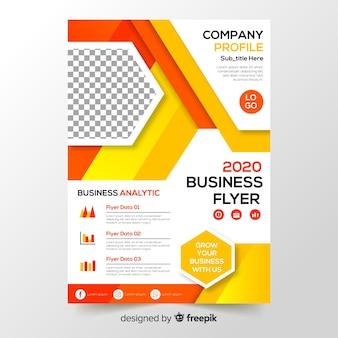 Flyer de negocio
