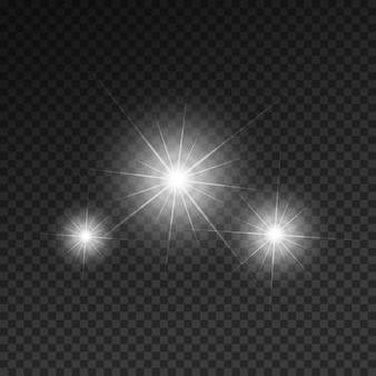 Focos efectos de luz.