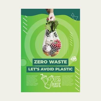 Folleto cero residuos
