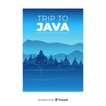 Folleto de java
