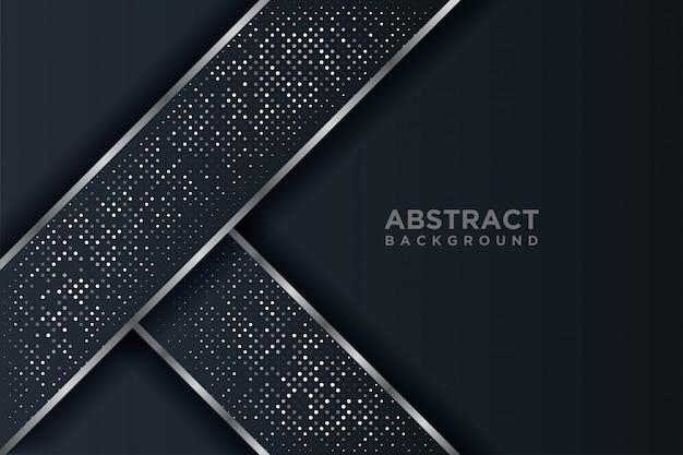 Fondo abstracto en 3d.