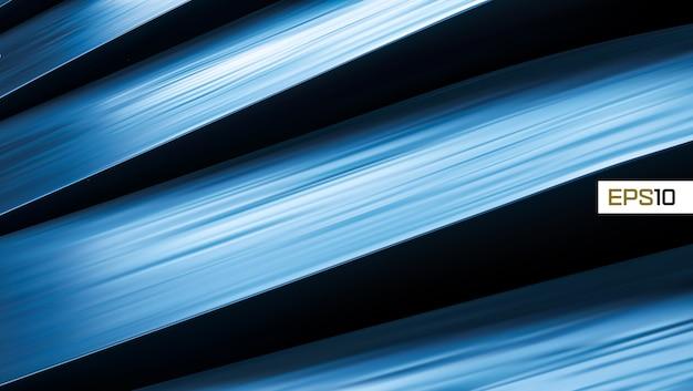 Fondo abstracto de aluminio del metal plateado. ilustración abstracta futurista diseño de metal. textura de acero. fondo de acero shinny metal.