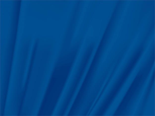 Fondo abstracto azul clásico
