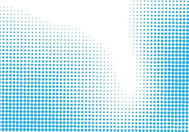 Fondo abstracto azul moderno