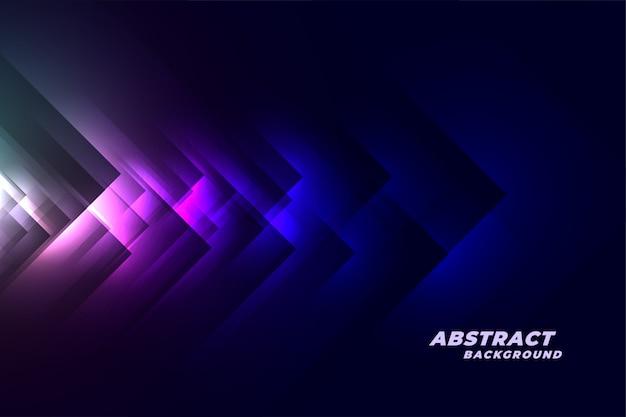 Fondo abstracto azul oscuro del estilo de la tecnología