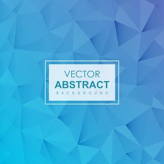 Fondo abstracto azul vector