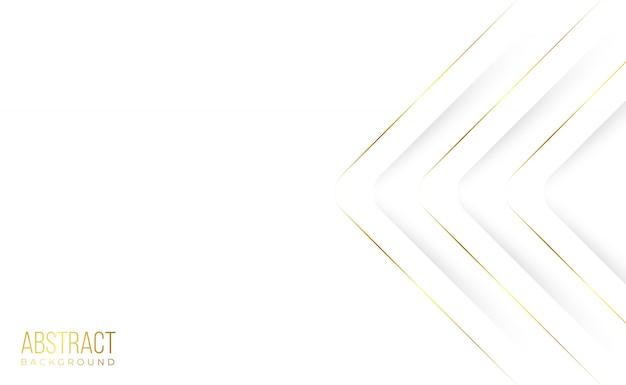 Fondo abstracto blanco moderno