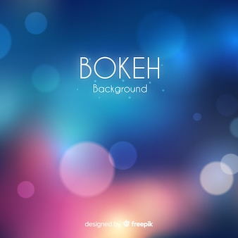 Fondo abstracto bokeh