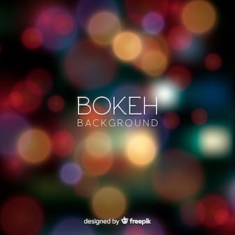 Fondo abstracto borroso bokeh