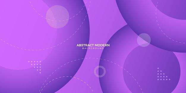 Fondo abstracto círculo